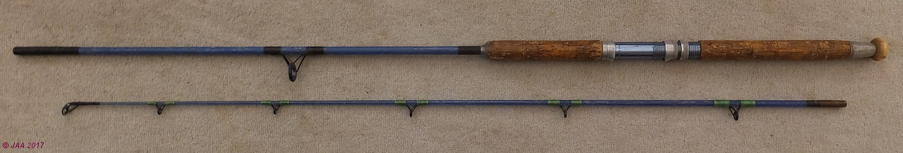 The Seven Foot rod
