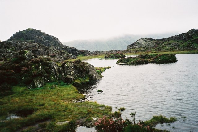 Innominate Tarn on Haystacks