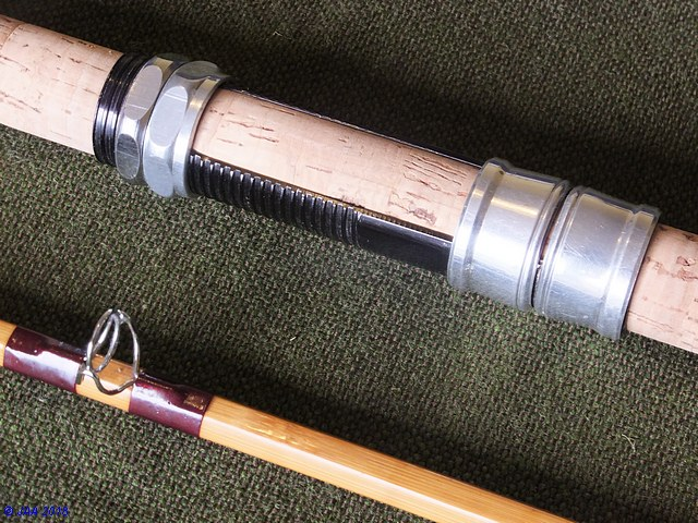 The Mystery Salmon Spinning Rod