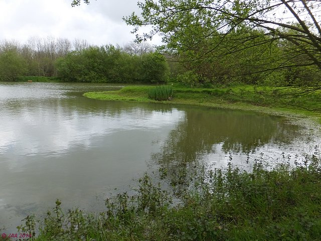 Mappowder Lakes