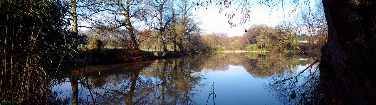 Heathfield Mill Pond